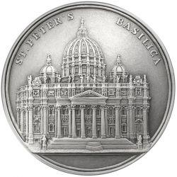 1500 Francs Bazylika św. Piotra