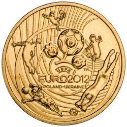 2 zł Mistrzostwa Europy w Piłce Nożnej UEFA Euro 2012