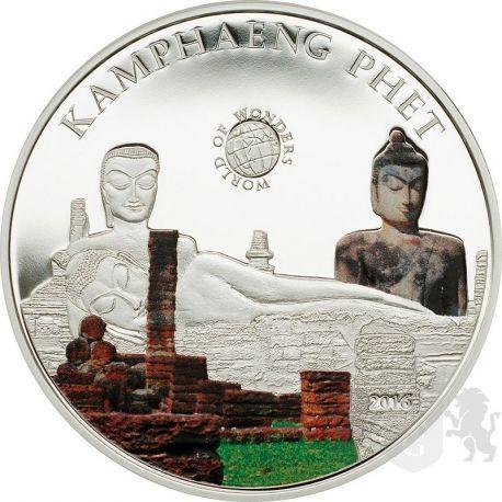 5$ Kamphaeng Phet - Świat Cudów