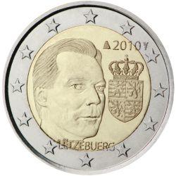 2 Euro Barwy Wielkiego Księcia - Luksemburg