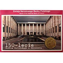 2 zł 150-lecie Muzeum Narodowego w Warszawie