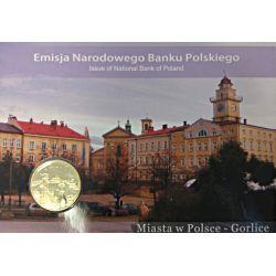 2 zł Gorlice - Miasta w Polsce