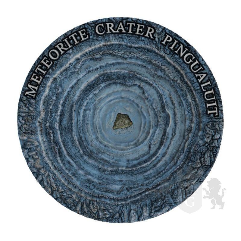 2$ Pingualuit Krater - Meteoryt