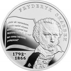 10 zł Fryderyk Skarbek - Wielcy Polscy Ekonomiści