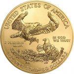 50$ Amerykański Orzeł 1 oz