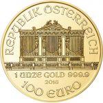 100 Euro Wiedeński Filharmonik
