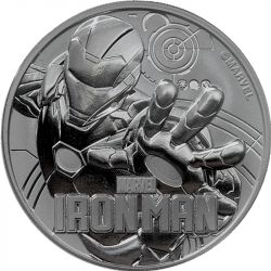 1$ Iron Man Marvel