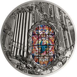 2000 Francs Organy Oliwskie,  Archikatedra Gdańska