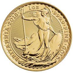 100 £ Britannia