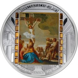 20$ Śmierć jezusa na krzyżu , Easter Edition - Masterpieces of Art