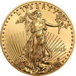 5$ Amerykański Orzeł