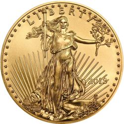 10$ Amerykański Orzeł