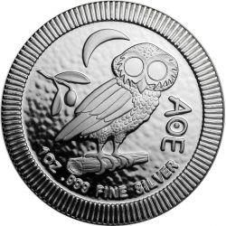 2$ Sowa Ateńska