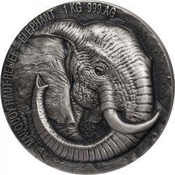 10000 Francs Słoń - Wielka Piątka