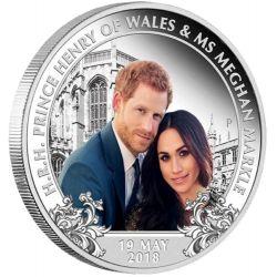 1$ Królewski Ślub - Książę Harry i Meghan Markle