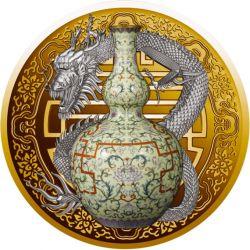 100$ Waza Qianlong - Najdroższa Waza Świata II