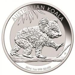 1$ Australijski Koala 2016