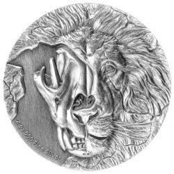 5$ Czaszka Lwa - Czaszki Bestii