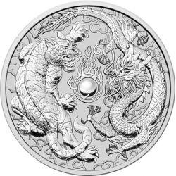 1$ Dragon & Tiger