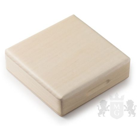 31 mm Wooden Box Bright