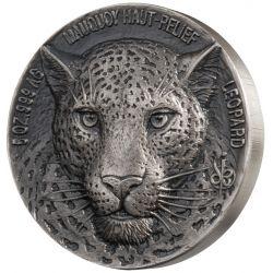 5000 Francs Leopard Mauquoy - Wielka Piątka