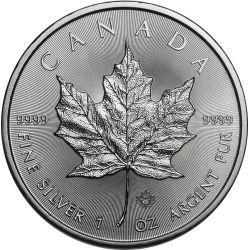 5$ Kanadyjski Liść Klonowy