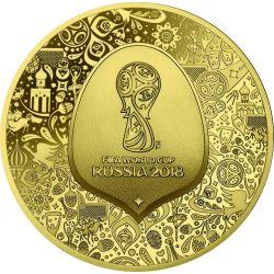 50€ FIFA Mistrzostwa Świata w Piłce Nożnej Rosja 2018