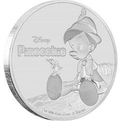 2$ Pinokio, Disney
