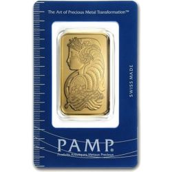 Gold Bar PAMP 1 oz