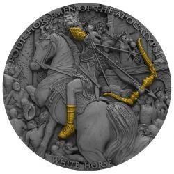 5$ Biały Koń - Czterej Jeźdźcy Apokalipsy