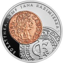 20 zł Boratynka, Tymf Jana Kazimierza - Historia Monety Polskiej