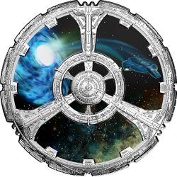 20$ Stacja Kosmiczna - Star Trek