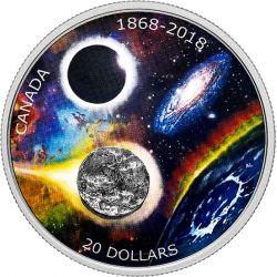20$ Campo del Cielo - 150 rocznica Kanadyjskiego Towarzystwa Astronomicznego