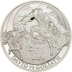 2$ Dawid i Goliat -Historie Biblijne
