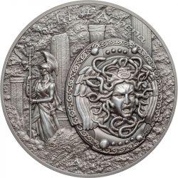10$ Egida, Tarcza Ateny - Mitologia