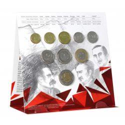 Polish Circulation Coins 2018