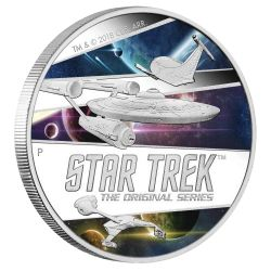 2$ U.S.S. Enterprise NCC-1701 - Star Trek