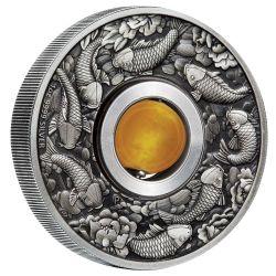 5$ Ryby Koi - Rotating Charm