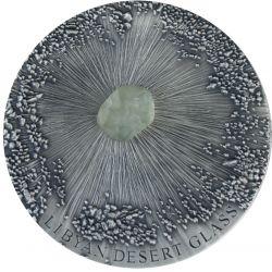 5000 Francs Libyan Desert Glass - Meteorite Art