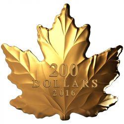 200$ Maple Leaf