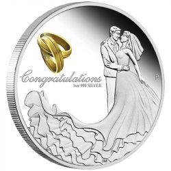 1$ Congratulations of Your Wedding