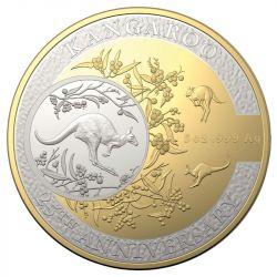 10$ Kangaroo 25th Anniversary