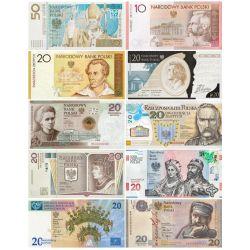 Banknoty Kolekcjonerskie NBP 2006-2018