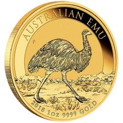 100$ Australijski Emu