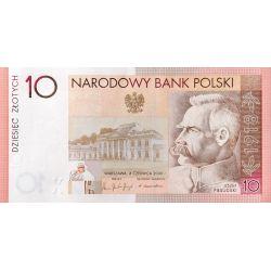 10 zł Józef Piłsudski, 90. Rocznica Odzyskania Niepodległości