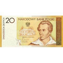 20 zł Juliusz Słowacki, 200. Rocznica Urodzin