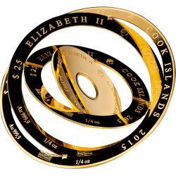 100$ Armillary Coin