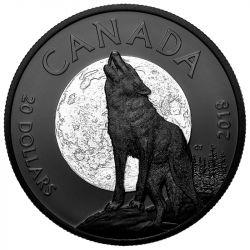 20$ Wyjący Wilk - Natura Nocą