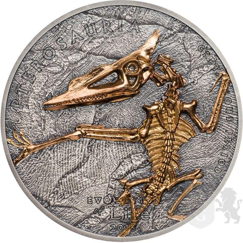 500 Togrog Pterosaur - Evolution of Life