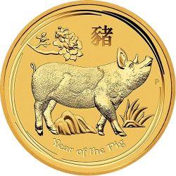 100$ Rok Świni